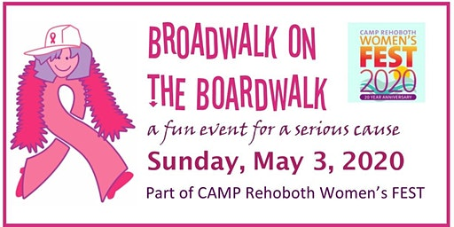 BROADWALK ON THE BOARDWALK 2020 FREE REGISTRATION