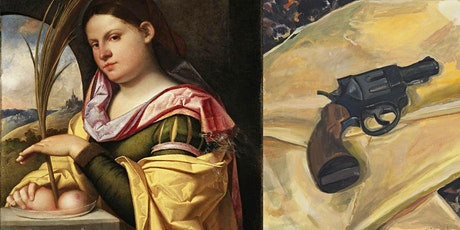 VIOLENCE AGAINST WOMEN IN WESTERN ART: Lecture & Panel Discussion tickets