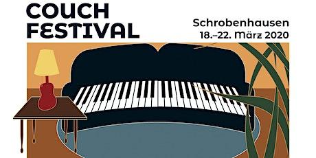 Couch Festival Schrobenhausen 18.-22.3.2020 Tickets