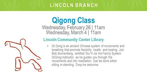 Qigong Class (LIN)