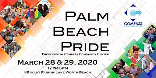 Palm Beach Pride 2020 Vendor Application