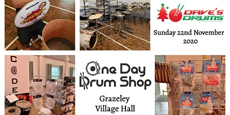 Winter One Day Drum Shop tickets