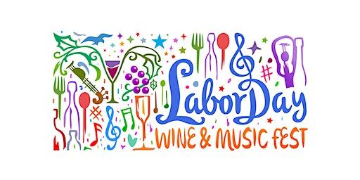 Labor Day Wine & Music Fest 2020