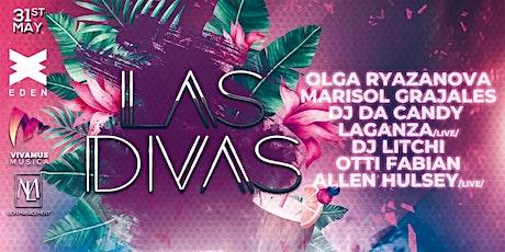 Las Divas tickets