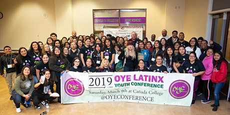 OYE Latinx Youth Conference 2020 tickets