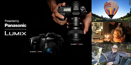 Video 101: Getting Started With Panasonic Lumix Video tickets