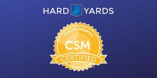Certified ScrumMaster (CSM) Workshop [Scrum Alliance Certification] - Richmond, Virginia