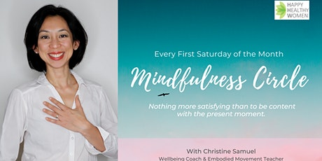 Mindfulness Circle for Wellbeing - Toronto West tickets