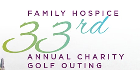 33rd  Annual Charity Golf Outing tickets