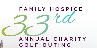 33rd  Annual Charity Golf Outing