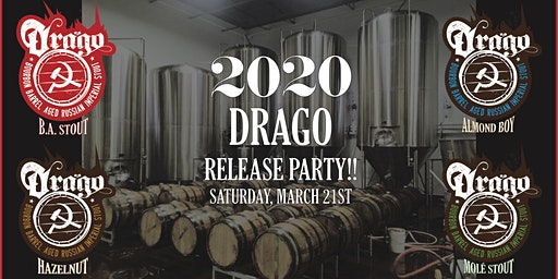 2020 DRAGO Release Party