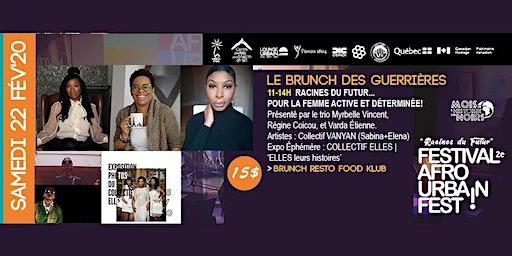 Le brunch des Guerrières - Festival Afro urbain 2020