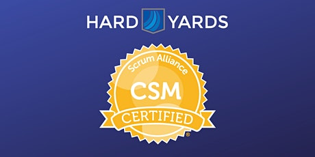 Certified Scrum Master (CSM) with Scrum Alliance Certification tickets