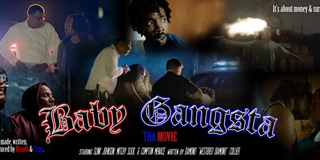 Baby Gangsta  Premiere/Screening & Fundraiser tickets
