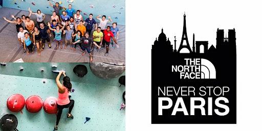 #NeverStopParis • Climb With Us • On prend de la hauteur !