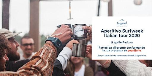 Aperitivo itinerante Surfweek Padova