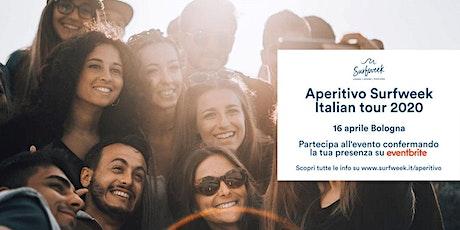Aperitivo itinerante Surfweek Bologna biglietti
