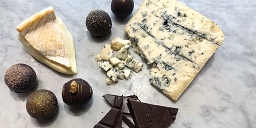 Cheese, Chocolate & Wine