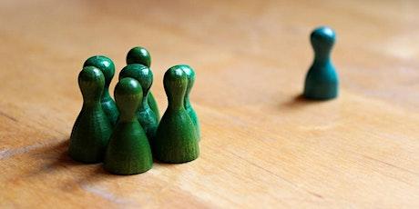Sarau Cultural Qual a diferença? Preconceito e Discriminação ingressos