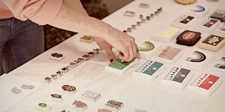 CULTURE LATES : STAMPING WORKSHOP WITH LAURIE AVON tickets