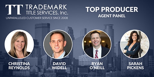 How Top Producers Find Success - Real Estate Agent Panel