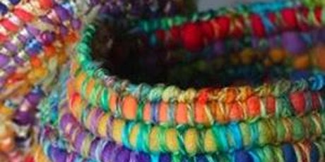 FREE ART SATURDAY-March | Guatemalan Woven Baskets tickets