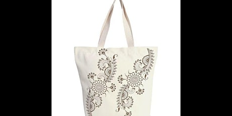Seed to Soul: Henna Tote Bag Printing tickets
