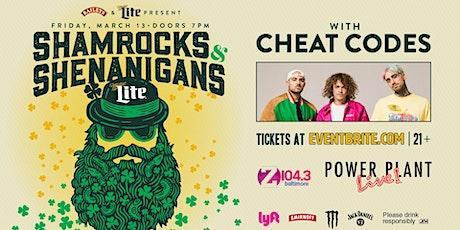 Shamrocks and Shenanigans feat. Cheat Codes tickets