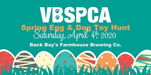 VBSPCA Spring Egg and Dog Toy Hunt