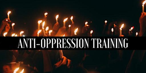 Anti-Oppression & Community Organizing, training