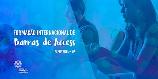 Curso Oficial de  Barras de Access® 22/02 em  Alphaville - Barueri - SP