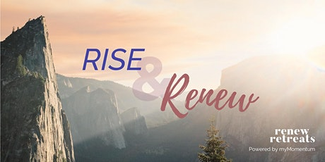 Rise and Renew: Workout + Mini-Retreat Quarterly Series tickets