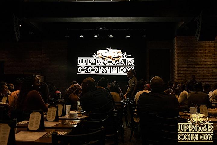 Uproar Comedy Show image