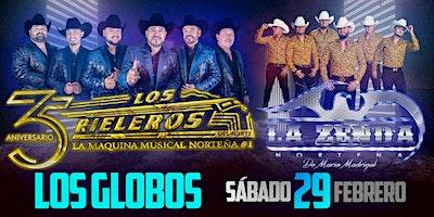 LOS RIELEROS - LA ZENDA NORTENA