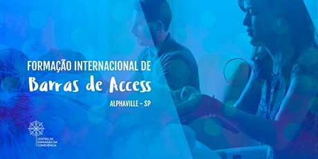 Curso Oficial de  Barras de Access® 22/02 em  Alphaville - Barueri - SP ingressos