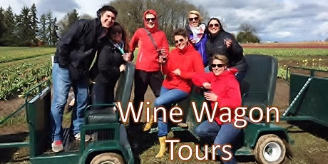 Tulip Festival Wine Wagon Tour tickets
