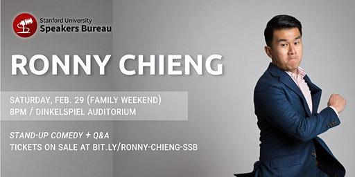 An Evening with Ronny Chieng