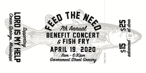 2020 7th Annual Feed the Need