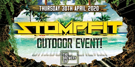 STOMPFIT | THE ULTIMATE DANCE & FITNESS EXPERIENCE | OUTDOOR EVENT tickets