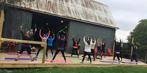 Spring Wellness Retreat @ Buttercup Barn