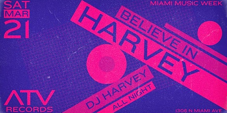 Believe in Harvey tickets