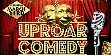 Uproar Comedy Show tickets