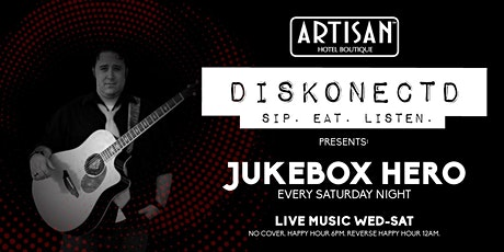 Diskonectd Presents Jukebox Hero tickets