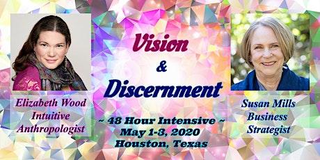 VizBlitz: a 48 Hour Vision & Discernment Immersion DEPOSIT tickets