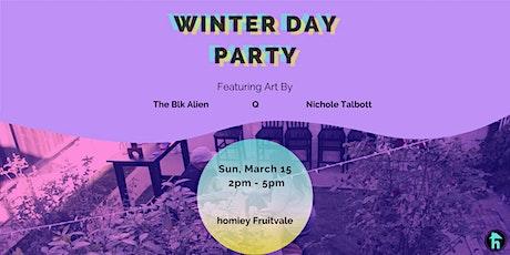 Winter Art Show **POSTPONED** tickets