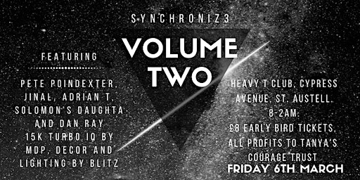 Synchroniz3 Volume Two