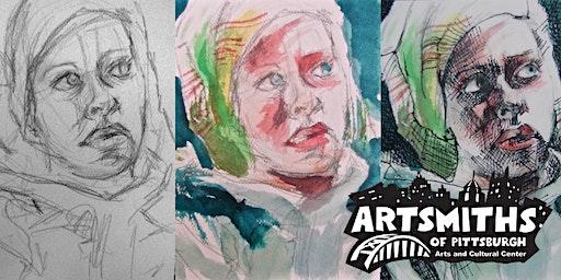 Beginner Watercolor with Jena Schieb
