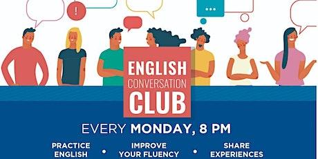 English Conversation Club, Ciudad Satélite boletos