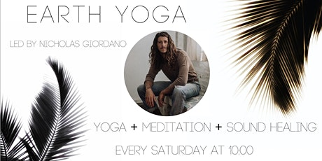 Earth Yoga Meditation Sound Healing on Mission Bay tickets