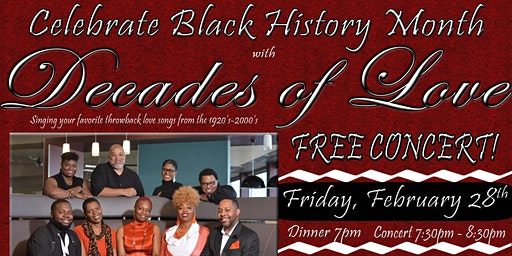DMLK presents Decades of Love